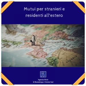 Mutui per stranieri